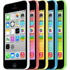 Apple iPhone 5c 16GB a1532 (AT&T) Blue Yellow White Green Pink