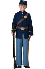 American Civil War Soldier Outfit Child Costume