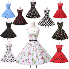 RETRO AUDREY HEPBURN STYLE VINTAGE 50s 60s ROCKABILLY SWING EVENING WIGGLE DRESS