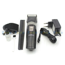 Portable Washable Rechargeable Electric Hair & Beard Cutting Clipper Trimmer