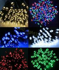 USB 100/200/300/400/500 LED Fairy String Lights Xmas Party Garden In/Outdoor