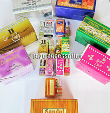 PERFUME OIL AUTHENTIC ORIGINAL ATTAR ESSENTIAL OILS FRAGRANCE ROLL ON QUALITY