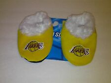 Los Angeles Lakers Baby Bootie Slippers