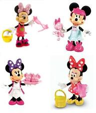Disney Fisher Price Minnie Mouse Bow-tique Outfit Changing Doll Figurine