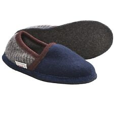 New WESENJAK Slippers Moccasins - Boiled Wool - Men's/Women's 42 M 9.5 / F 10.5