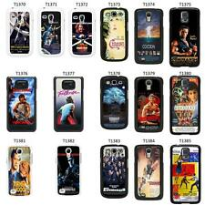 Film Posters cover case for Samsung Galaxy S2 S3 S4 S5 Mini - T40