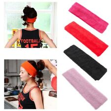 Stylish Women Wide Hair Band  Headwear Hair Accessory Sports Gym Yoga Running