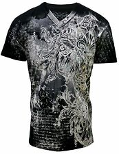 All Over Graphic Men Silk Screen T-shirts 158