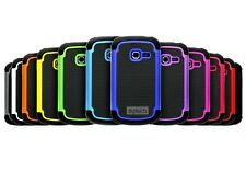 Dual Layer Hybrid Hard Case For Samsung Galaxy Discover S730M