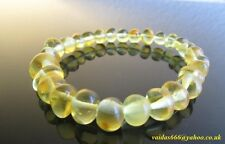 LOVELY BALTIC AMBER  BRACELET FOR ADULT & TEENS LEMON COLOUR SAME DAY DISPATCH
