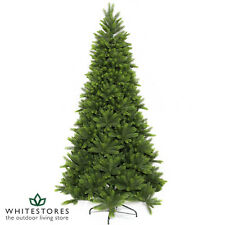 Green Indoor Undecorated Artificial Lyon Spruce Decoration Christmas Tree