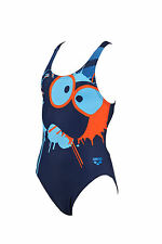 NEW Arena Girls Splat Swimsuit.Girls Junior Swimwear.Girls Swimming Costumes