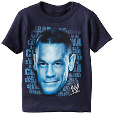 Toddler (2T-4T) John Cena Tee, Authentic WWE, wrestling, Brock, Reigns, Orton