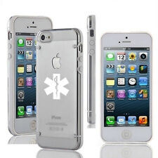 For Apple iPhone 6/6 Plus Transparent Clear Hard TPU Case Cover Star Of Life EMT