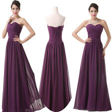 CHEAP~ Masquerade Mother of the Bride Evening Maxi Gown Party Wedding Club Dress