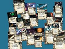 Star Wars X-Wing Miniatures: Single Upgrade Cards - System / Weapons