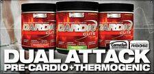 Cardio cuts nds nutrition pre work out free shipping