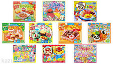 Wholesale Kracie Popin Cookin Happy Kitchen Sushi Bento Cakes Donuts Pizza