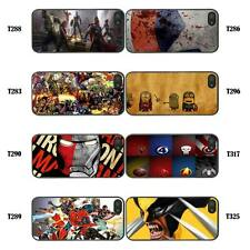 Marvel Superhero 2 Case Cover for Mobile Phone iPod and iPad Etc