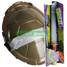 Teenage Mutant Ninja Turtles Combat Shell Knife Role Play Toy Shield Hard HOT
