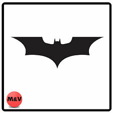 Batman Dark Knight sticker for laptop, xbox, playstation, car bumper etc, Marvel
