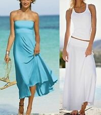VICTORIA'S NEW WOMENS TERRY CONVERTIBLE TUBE BEACH SUNDRESSES HOT SEXY XS,S
