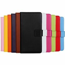 HOT Genuine Leather Card Slots Wallet Flip Case Cover For iPhone 6 Plus(6S Plus)