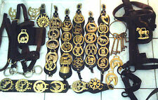 HORSE BRASSES  VINTAGE TACK & STRAPS --- click on the site and chose from menu