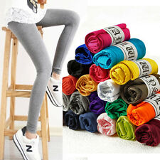 Sexy Women Soft  Skinny Stretchy Pants Colorful Pencil Tights Leggings trousers