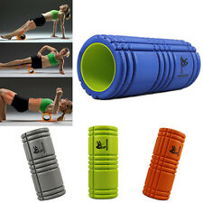 "EVA Yoga Gym Trigger Point The Grid Foam Roller 13"" Massage Roller 4 Colors"