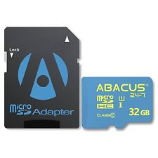 SALE - 32GB (Class 10) Micro SD / SDHC Memory Card w/ SD Adapter for Smartphone