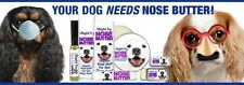 Blissful Dog Nose Butter, treat Dry and Cracked Noses for all dogs! Organic!