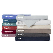 Bambury Costa 100% Cotton Towels Bath Sheet Bath Hand Towel Face Washer Bath Mat