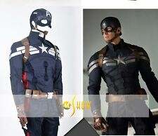 Captain America 2 Muscle Cosplay Costume Superhero cosplay Can be single sale