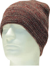 Womens Fashion Beanie Ski Cap Hat choose from Navy, Red, Pink, or Green