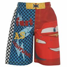 Boys Disney's Cars Board Shorts / Boardies / Shorts / Swimmers / Swim Wear - NWT