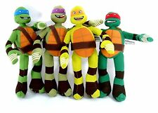 "Teenage Mutant Ninja Turtles Plush - Your Choice "" Mikey, Leo, Donny, Ralph """