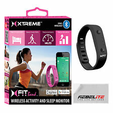 Xfit Bluetooth Activity/Fitness/Sleep Tracker Monitor - Samsung Galaxy S3,S4,S5