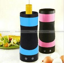 Electric Grill Egg Maker Vertical Breakfast Roll Machine Nonstick Cooker