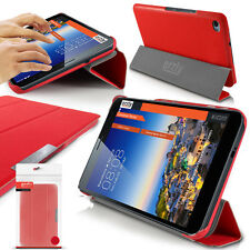 Orzly Tablet Wear Prop Up Stand + Magnetic Lid case for Huawei Mediapad X1