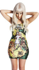 BODYCON DRESS   Zombie Oz LIVING DEAD CLOTHING Pop Culture Collectable