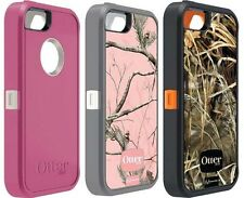 Otterbox Defender Series Impact-Resistant Hard Case for Apple iPhone 5/5S (used)
