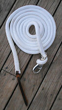 10FT LEAD ROPE -PROFESSIONALLY MADE- 17 colours available