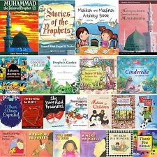 BESTSELLING Islamic books CHILDRENS TEENS Prophet Quran Stories BOOK gifts kids