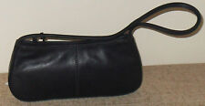 Small Leather Shoulder Bag by Casa (Purple)