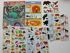 Mrs. Grossman sticker sheet You Choose - Animals Dinosaur B
