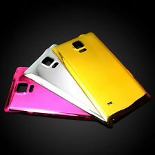 Smooth Hard Battery Back Case Door Housing Cover For Samsung Galaxy Note 4 MG
