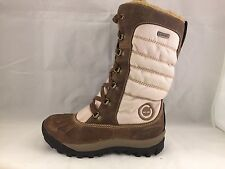 Timberland Women's Earthkeepers Mount Holly Tall Lace Duck Boots Style #18693