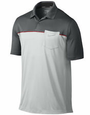Nike Tour Innovation Color Block Golf Polo Shirt 678442-046 $75 Mens L XL 2XL
