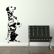 DALMATION DOG 101 PUPPY wall sticker art decal transfer graphic vinyl large bn35